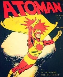 ATOMAN Vol 1, Feb 1946