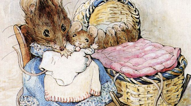 Beatrix Potter's Childhood Interest in Science